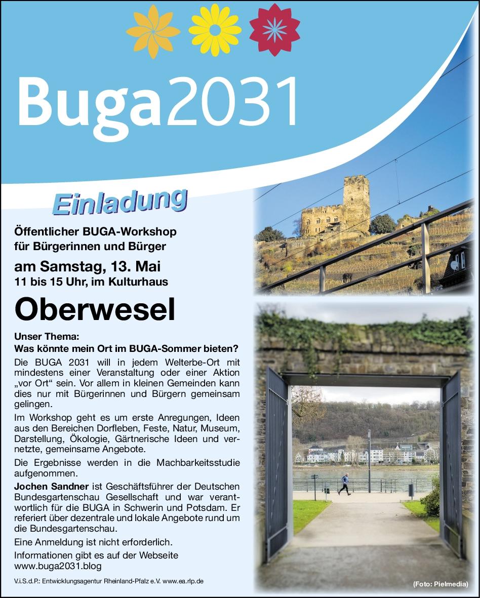 BUGA_2.Workshop