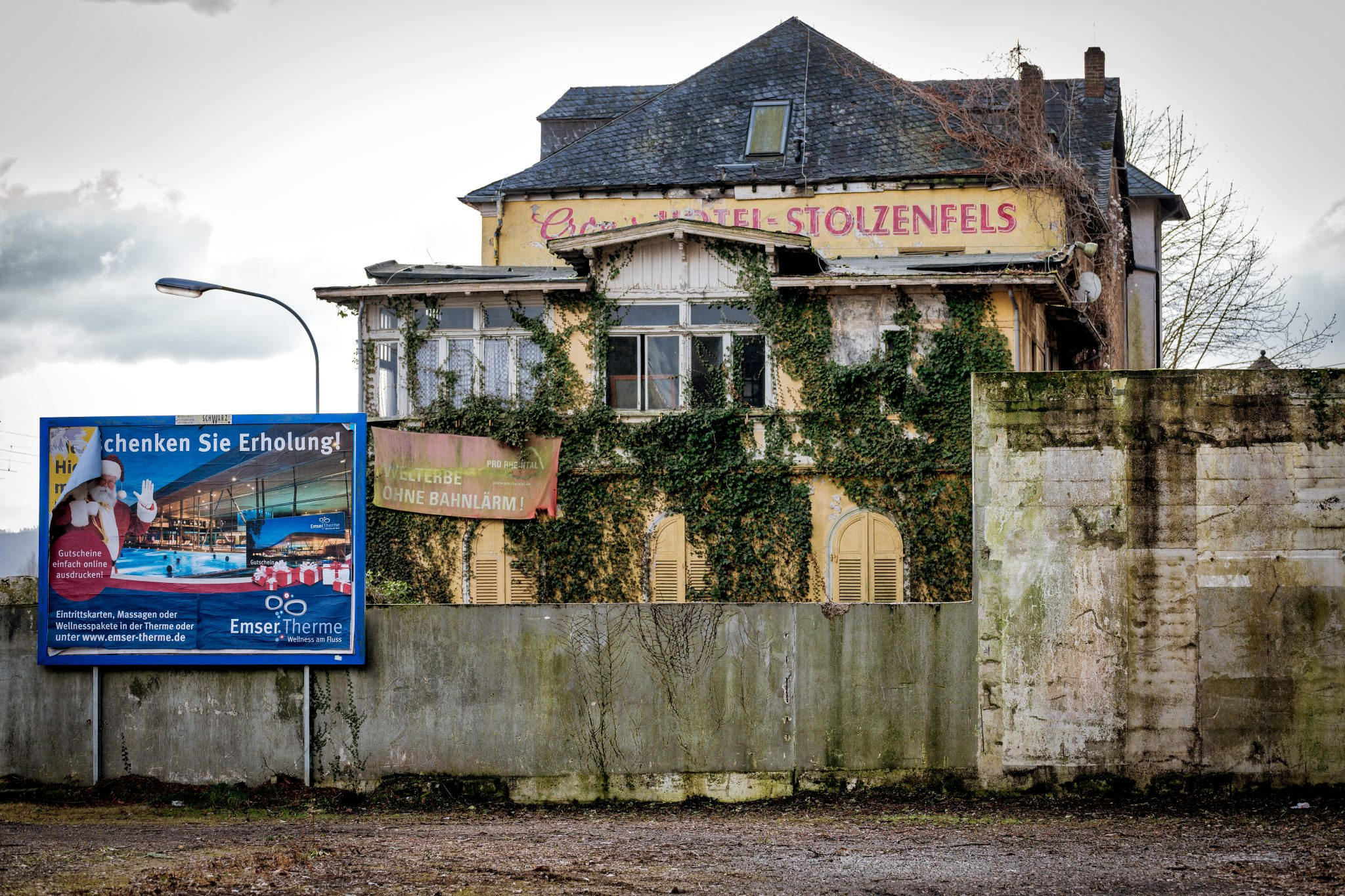 Rund 2000 Hotelbetten fehlen im Oberen Mittelrheintal. (Foto: Herbert Piel)