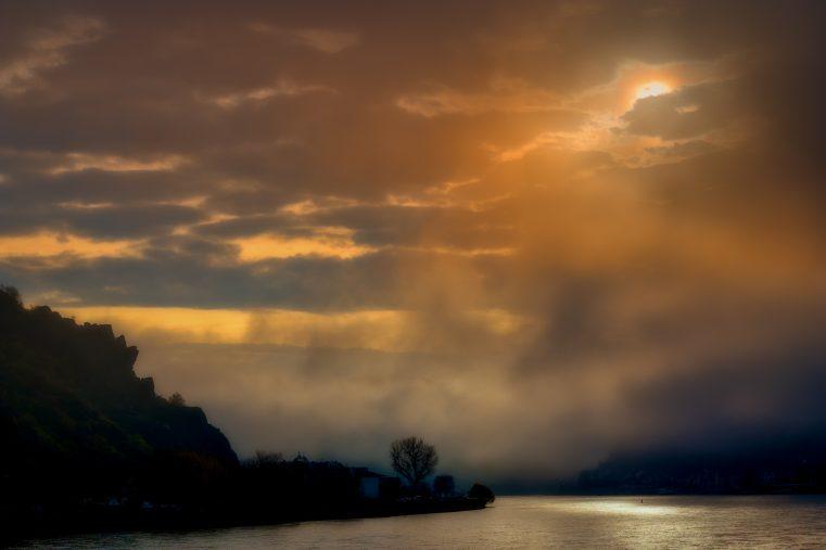 Die Einmaligkeit des Oberen Mittelrheintals – Schönheit, Sehnsuchtsort und besondere Verantwortung für die Zukunft. (Foto: Piel media)