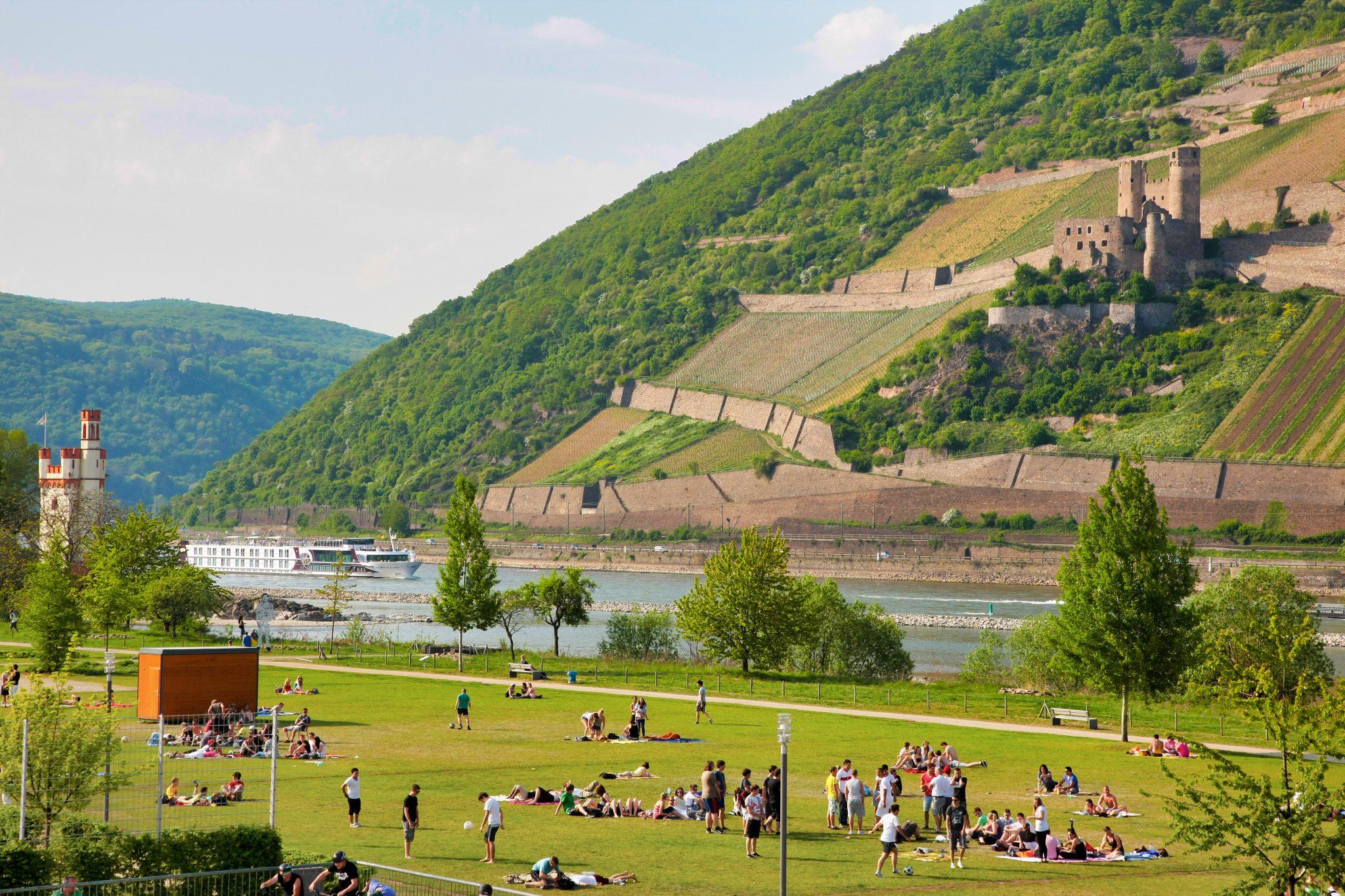 Kulturuferfest Bingen. (Foto: Piel media)