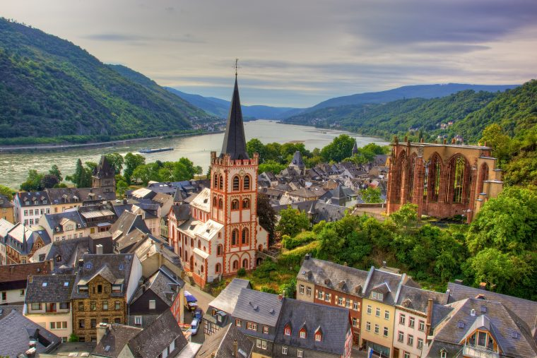 Bacharach. (Foto: Flickr/Jiuguang Wang, CC-BY SA 2.0)