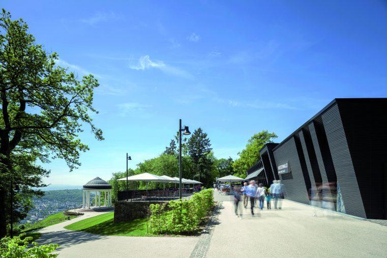 """Ausgezeichnet beim Wettbewerb """"Bau- und Gartenkultur 2019"""": Modernisierung der Firma VIA in Bacharach. (Foto: Firma VIA GmbH)"""