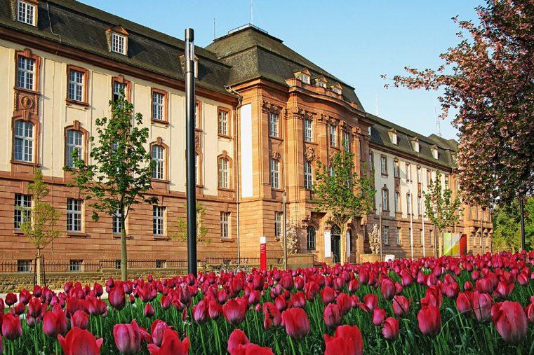 Hauptsitz der SGD Nord mit Sitz der Geschäftsstelle der Initiative Baukultur in Koblenz. (Foto: SGD Nord)