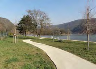 … und die Rheinanlagen von Bacharach gehören zu den möglichen BUGA-Kulissen. (Foto: RMP)