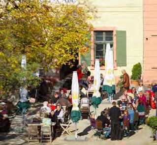 Touristische Attraktionen und neue Ikonen, wie hier die Gastronomie in der Festung Ehrenbreitstein … (Foto: Piel media)