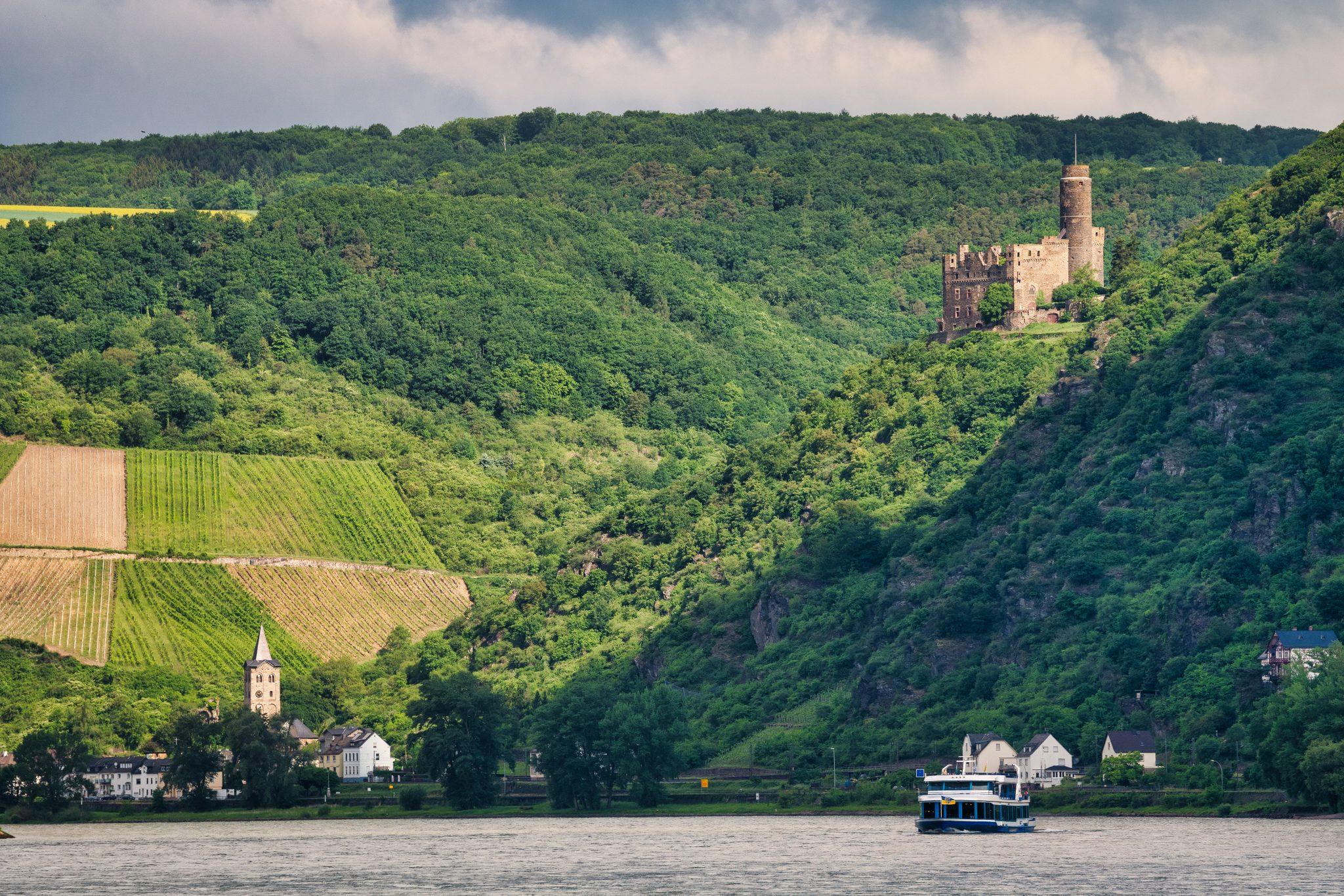 Burg Maus. (Foto: Piel media)