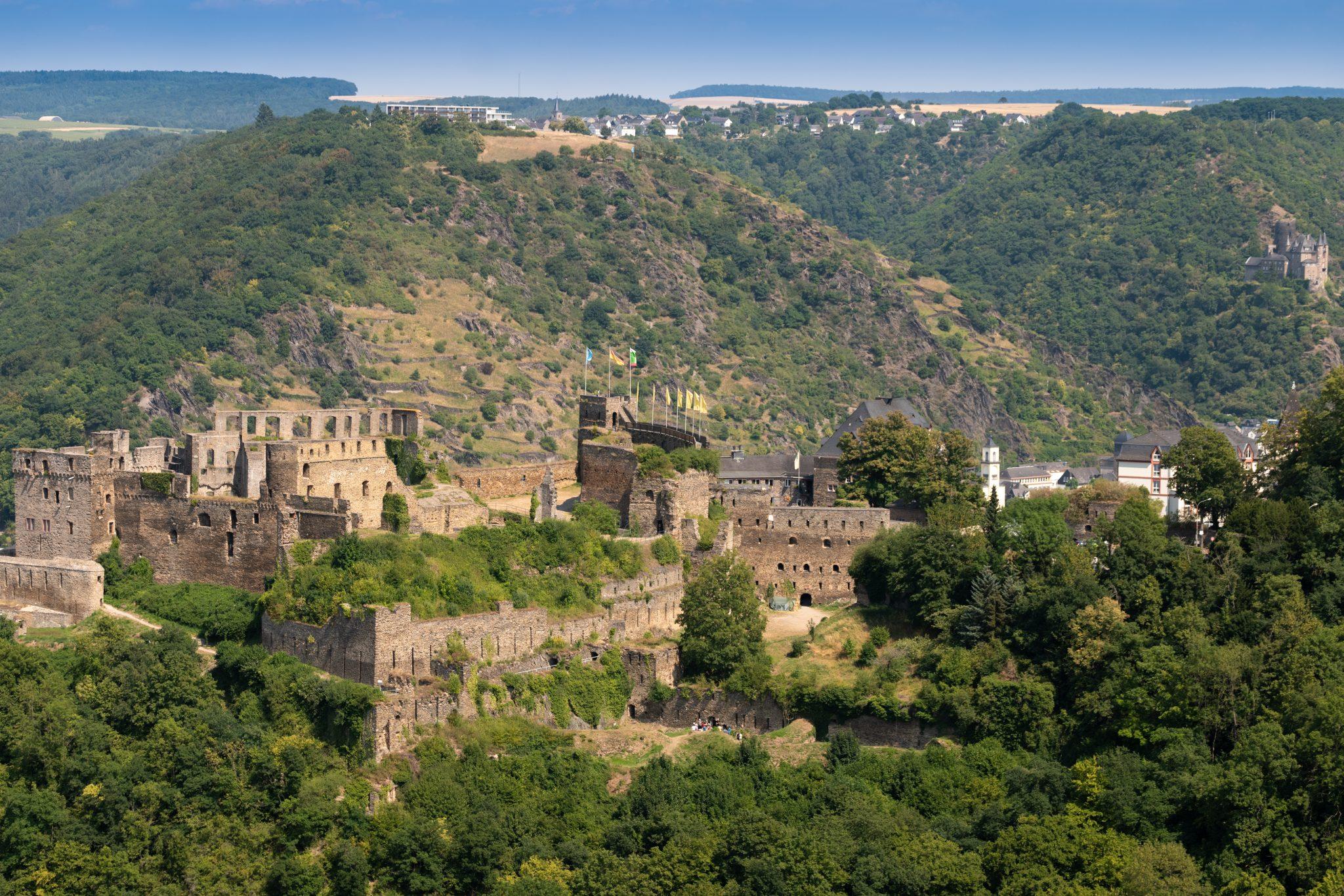 Burg Rheinfels (Foto: Piel media)