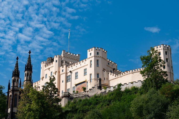 Schloss Stolzenfels. (Foto: Piel media)
