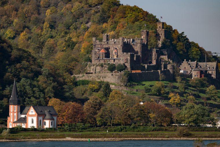 Burg Reichenstein. (Foto: Piel media)