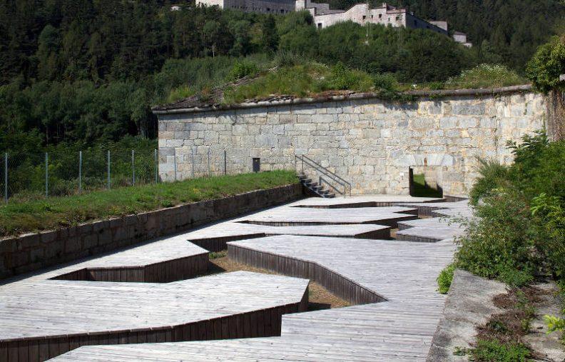 Franzenfeste, Bozen, Italien, Markus Scherer Architekten