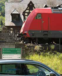 Hunderte Güterzüge durchfahren täglich das Tal. (Foto: Piel media)