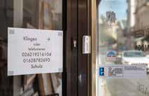 Nicht besetzte Pensions-Rezeptionen sind hier keine Seltenheit. (Foto: Piel media)