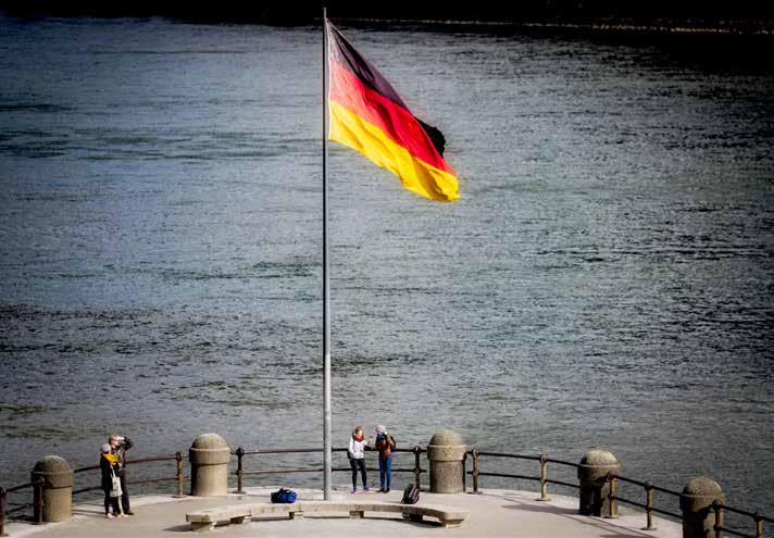 Das Deutsche Eck in Koblenz. (Foto: Piel media)