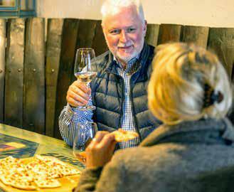 Das Obere Mittelrheintal bringt Spitzenweine hervor. (Foto: Rheinland-Pfalz Tourismus Gmbh/Dominik Ketz)
