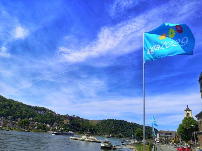 BUGA-Fahne