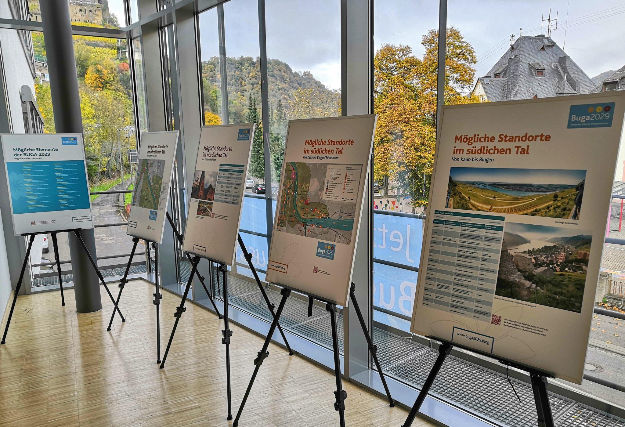 BUGA-Ausstellung