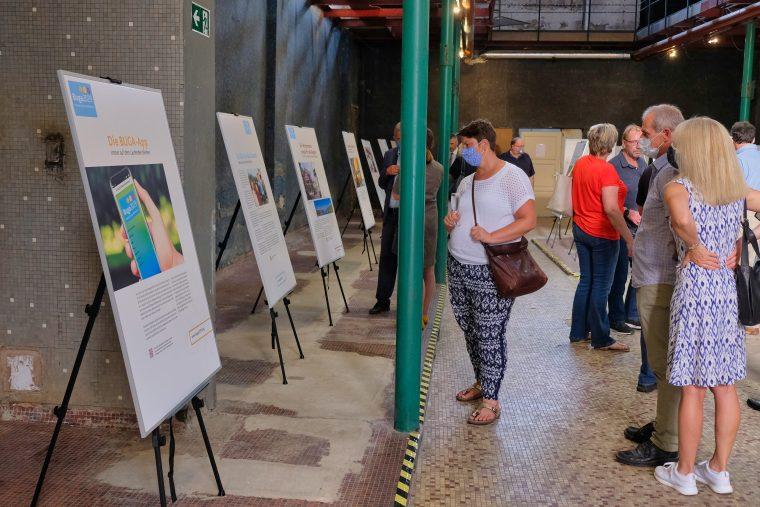 BUGA-Ausstellung in Rüdesheim