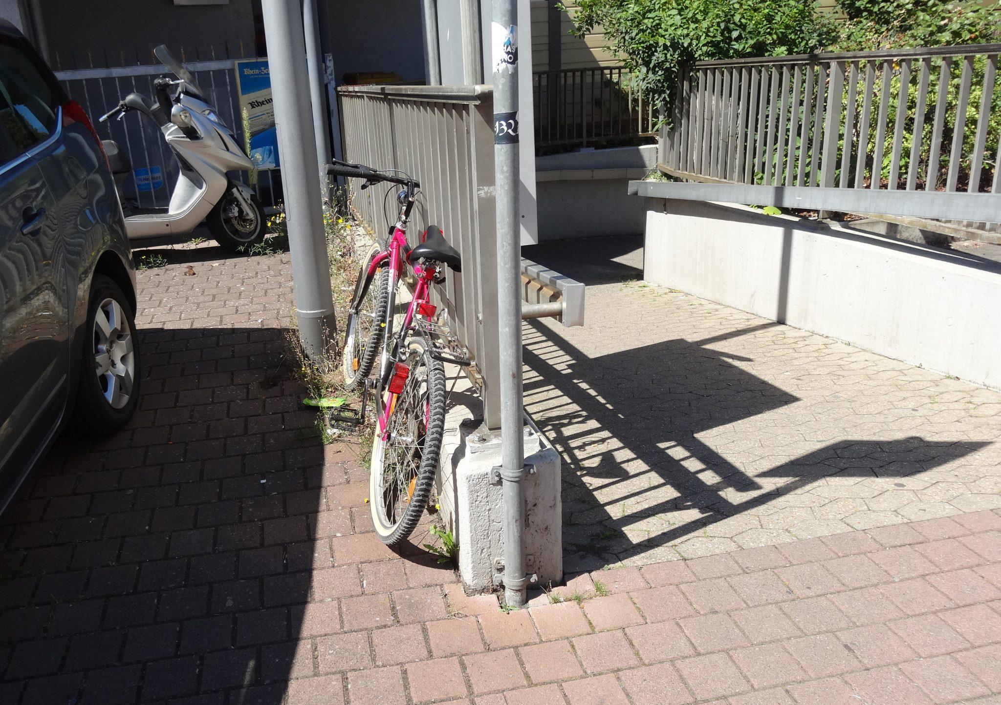Zu wenig Service für Radfahrer am Mittelrhein