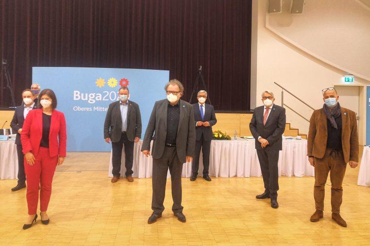 BUGA 2029 Aufsichtsrat