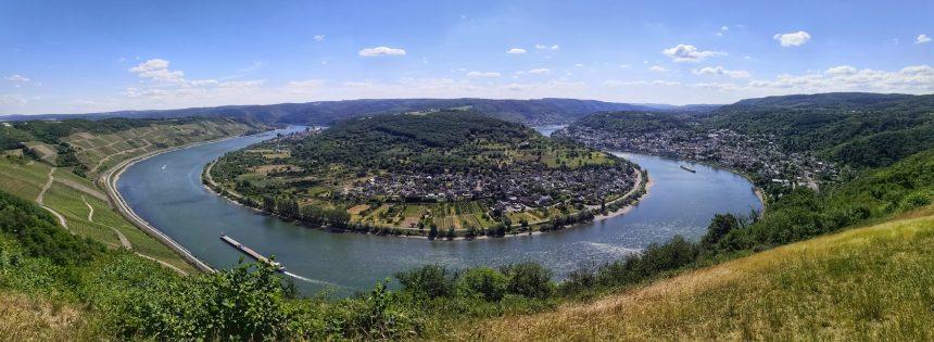Rheinschleife Filsen