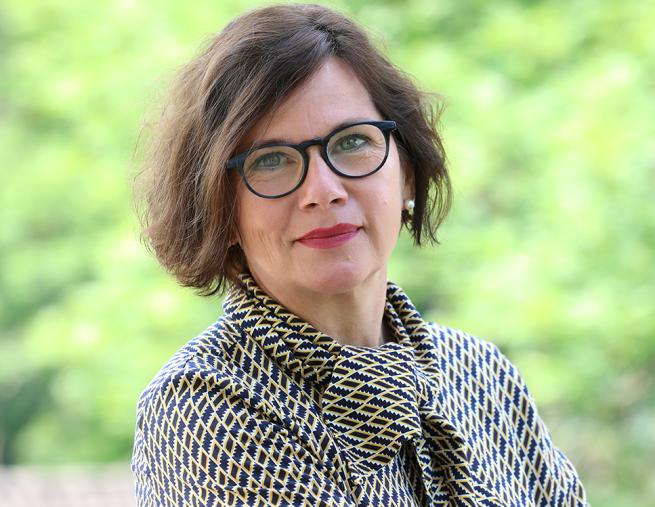 Heike Arend, Geschäftsführerin der ZIRP